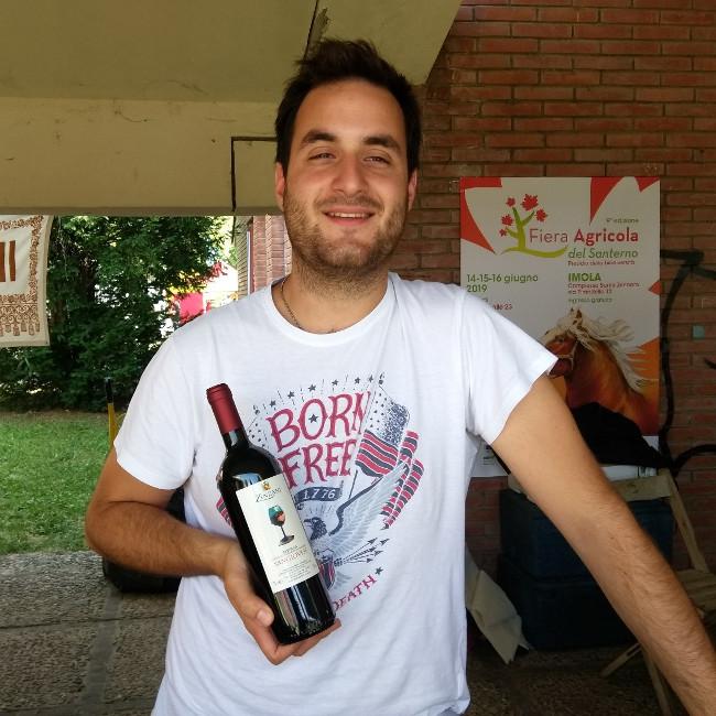 Marco Zinzani vini faenza