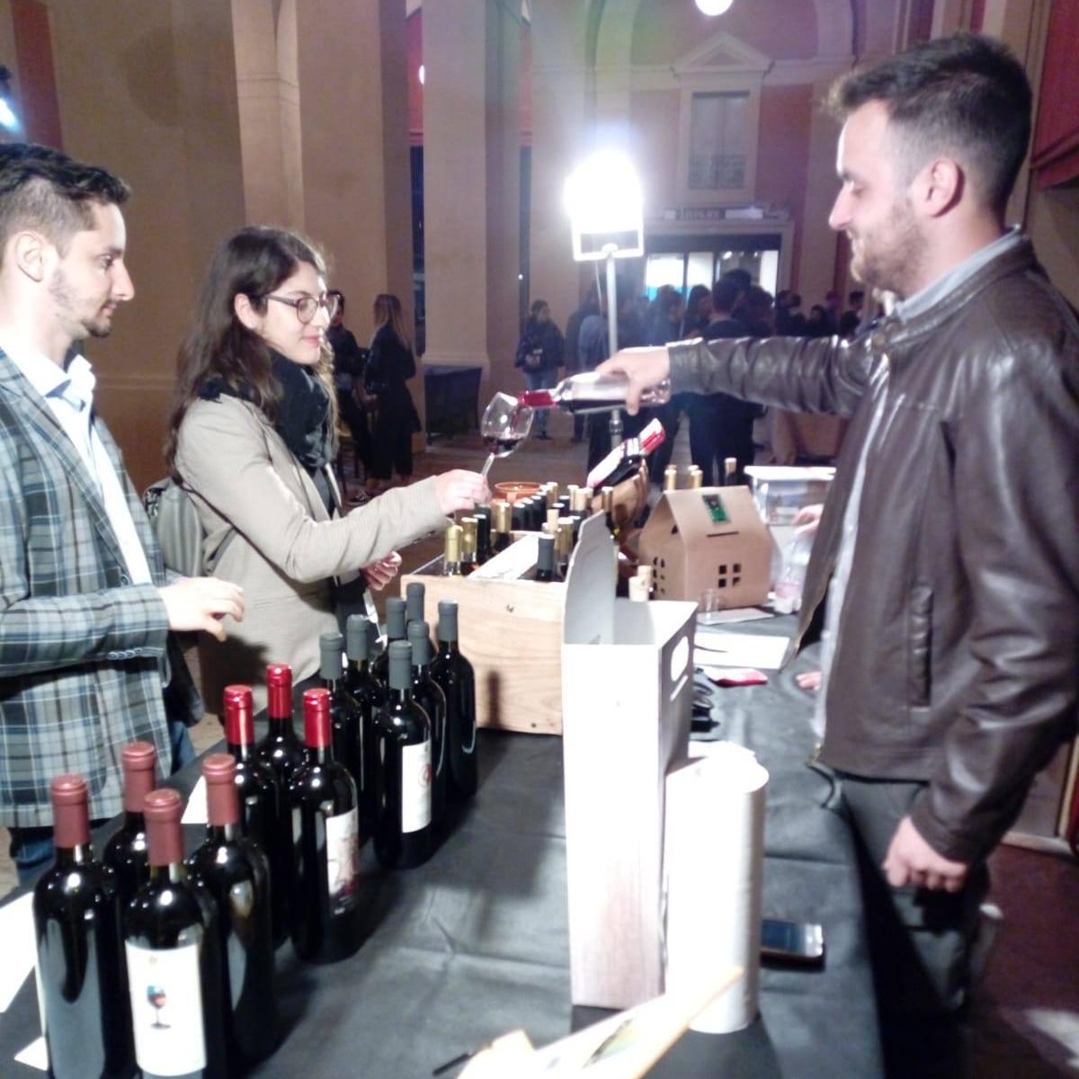 degustazione vini zinzani faenza