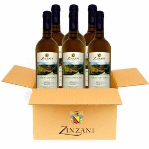 Antico Vitigno scatola zinzani vini