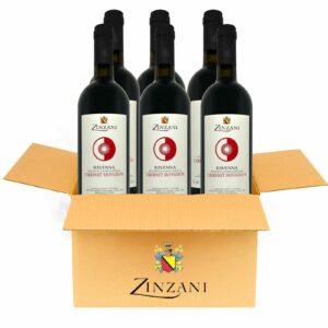 Cabernet Sauvignon Zinzani Vini