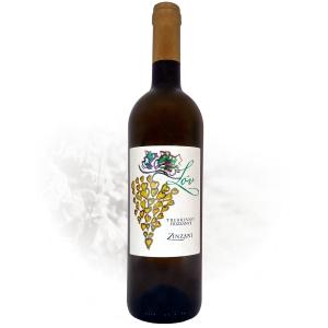 lov trebbiano frizzante zinzani vini faenza