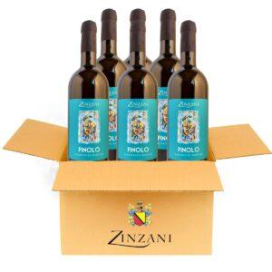 pinolo scatola zinzani vini faenza