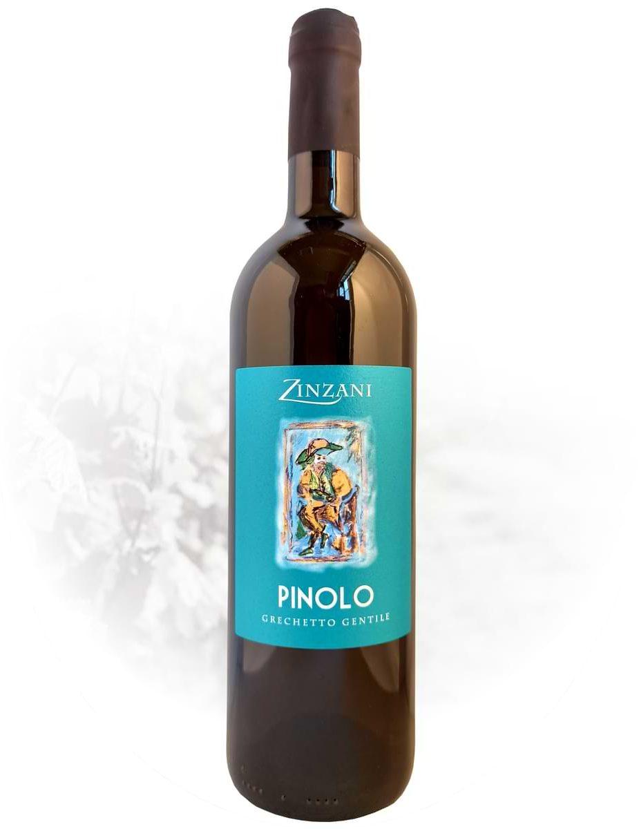 pinolo grechetto gentile zinzani vini faenza